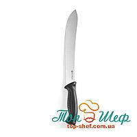 Нож мясницкий черный 250/380Hendi 844410