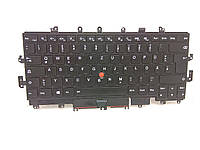 Клавиатура для ноутбука Lenovo ThinkPad X1 Yoga 14 Gen 1 черная EN,с подсветкой SN20H34922 бу