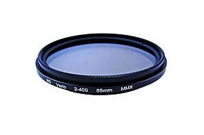 ND фильтр переменной плотности ND2-ND400, 55мм