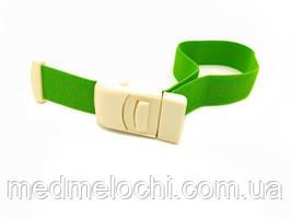 Джгут для забору крові автоматичний, зелений
