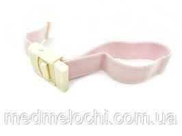 Джгут для забору крові автоматичний, рожевий