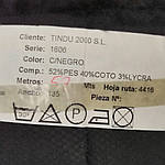 Ткань жаккард костюмный +компаньон. Сток Англия, Деле. Хлопок, фото 2