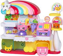 Kindi Kids Супермаркет магазин кошечка 50003 Kitty Petkin fun Supermarket