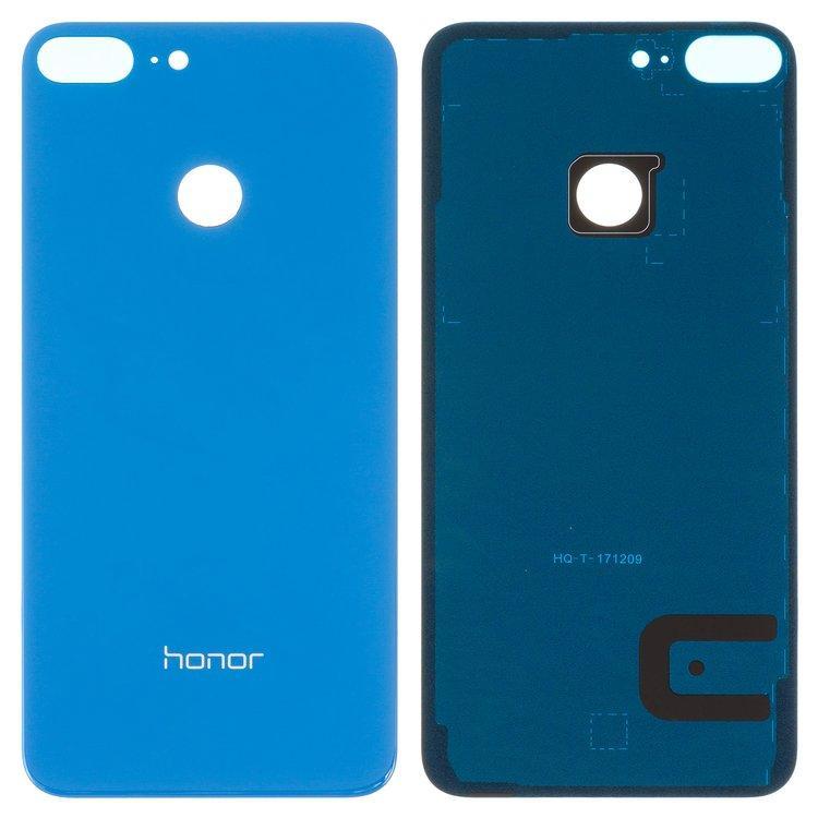Задняя крышка Huawei Honor 9 Lite | LLD-L31, синяя