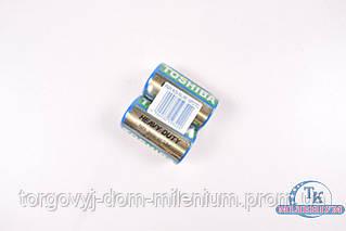 Батарейка TOSHIBA (R20) цена за 2 шт. R20