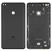 Задняя крышка Xiaomi Mi Max 2, чёрная