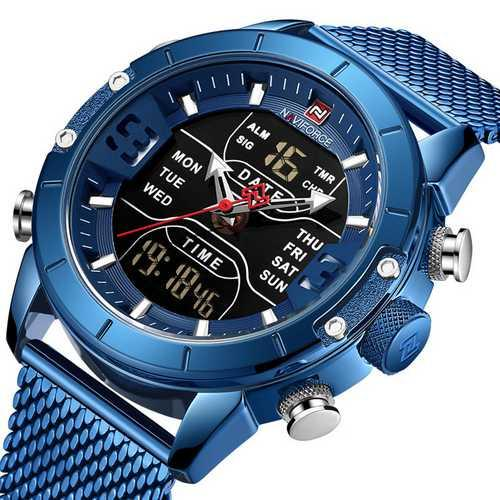 Naviforce NF9153S All Blue
