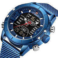 Naviforce NF9153S All Blue, фото 1