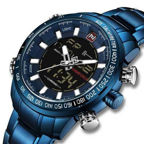 Naviforce NF9093 Blue-White