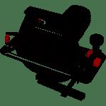 Пила дискова CS 200 TS (1800Вт 200мм)