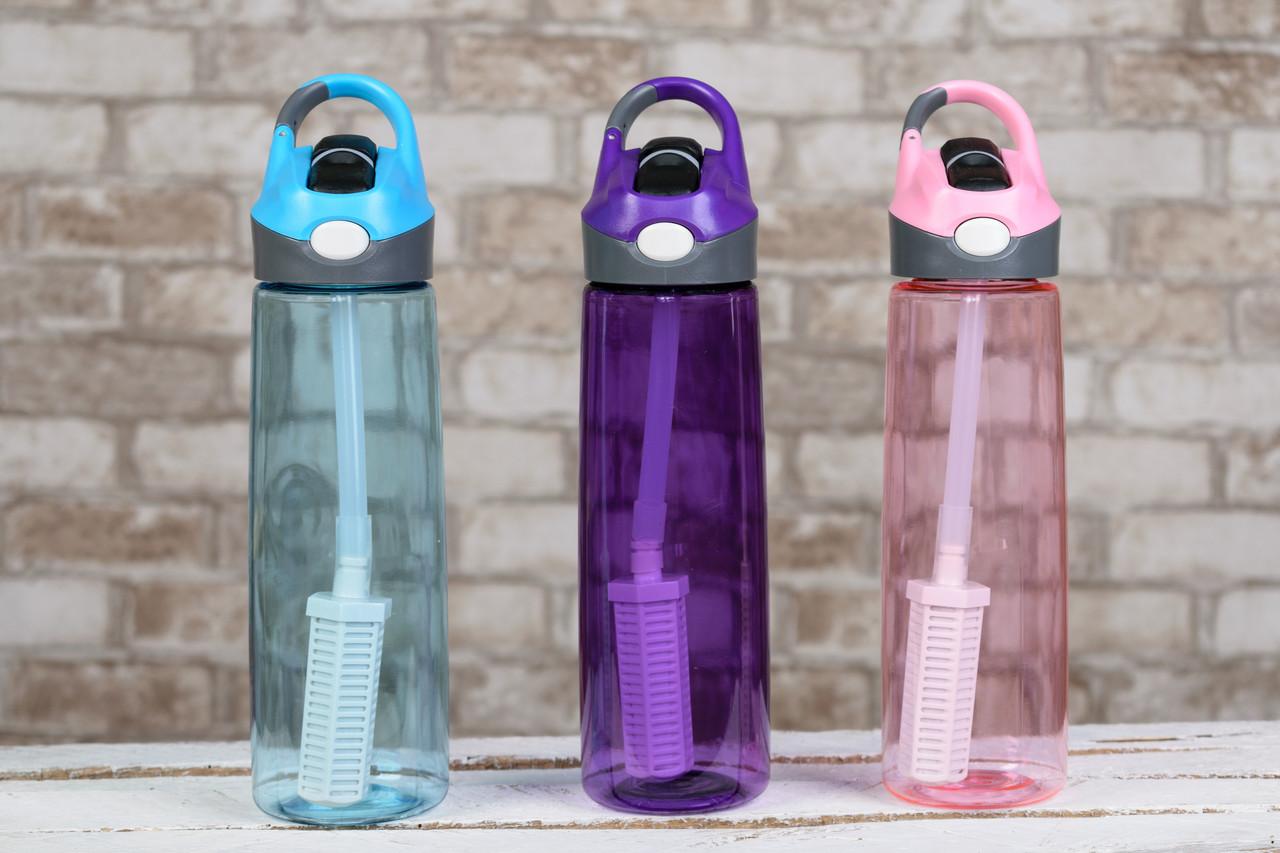 Спортивная бутылка для воды с фильтром.Оптом и в розницу