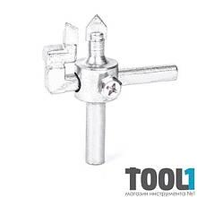 Циркуль под дрель для резки плитки 20-100 мм INTERTOOL HT-0341