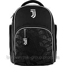 """Рюкзак ортопедический школьный Kite """" FC Juventus """" ( JV20-706M )"""