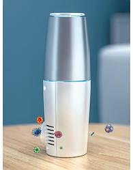 Міні-очищувач повітря дезінфектор бактерицидний TURBO CLEAN-101
