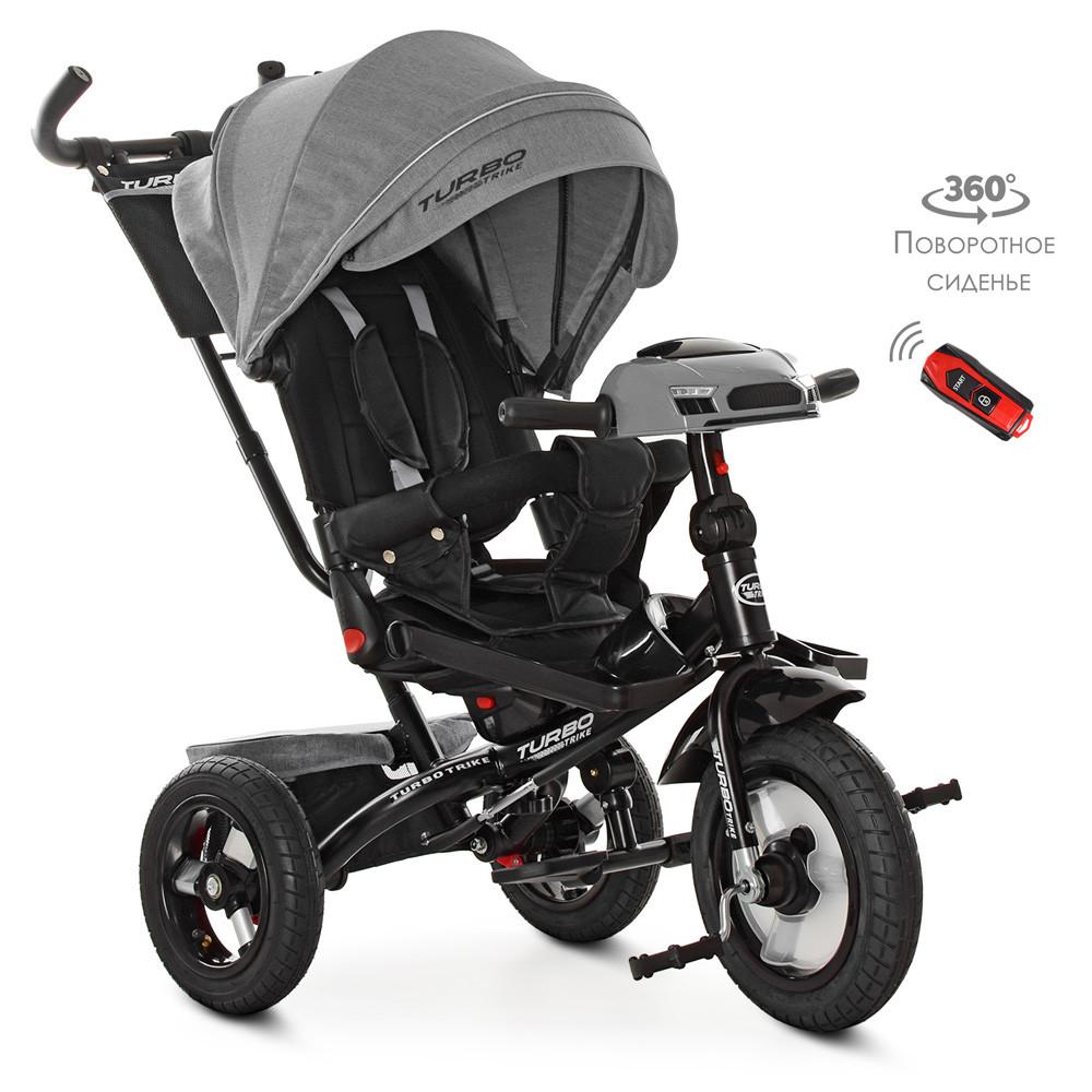 Велосипед триколісний M 4060HA-19L з поворотним сидінням Гарантія якості Швидкість доставки