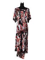 Платье длинное универсальный размер (C1832)