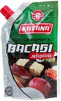 "Гірчиця ""Васабі ніжний"", 180 г, Katana"