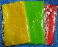 Эспандер эластичный набор три шт. эспандер резиновая лента 120см Эспандер резиновый  Польша эспандер ленточный