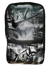 Рюкзак спортивный черный молодежный 042S