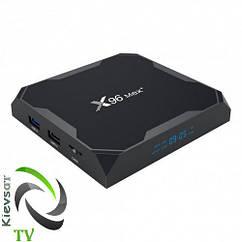 Amlogic X96 Max+ X3 4Gb 64Gb + 2.4-5Ghz+bluetooth | пульт G30S Микрофон + Air Mouse Гироскоп