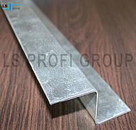 Профиль Z оцинкованный стальной