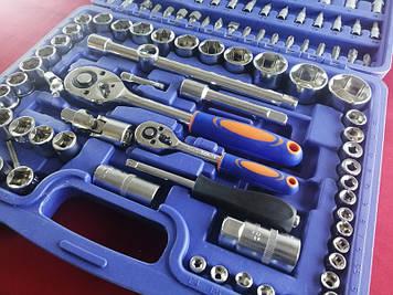 Набір інструментів (108 деталей) ISO 9001