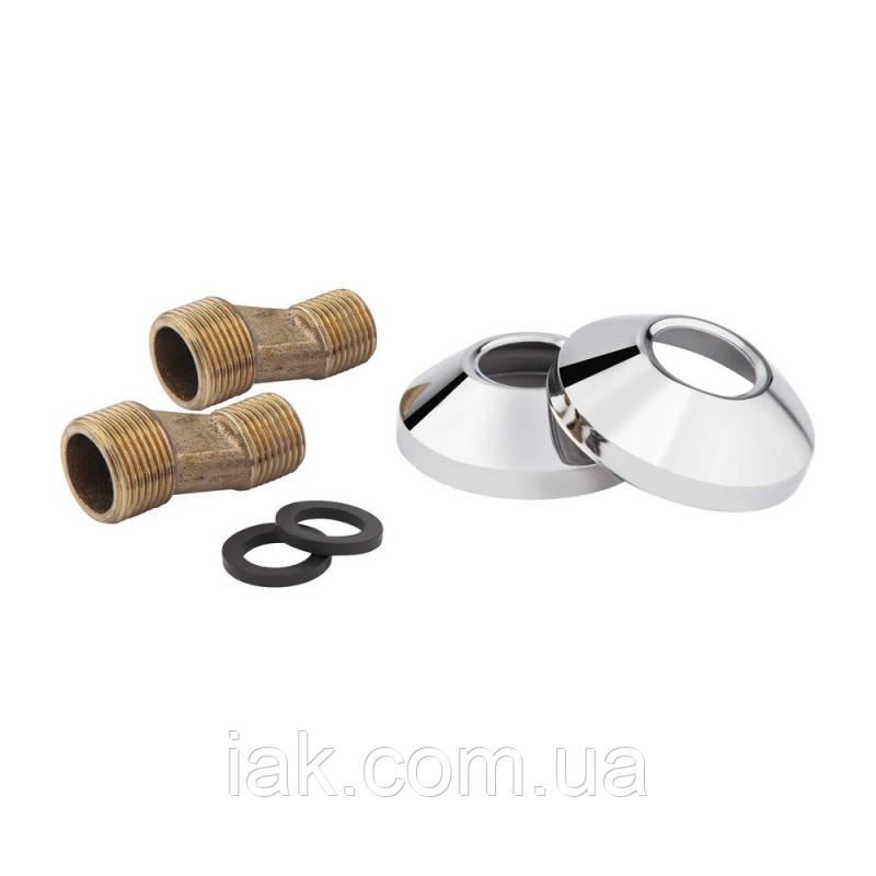 Эксцентрик с декоративной чашей Lidz (CRM)-46 02 013 00