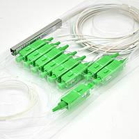 Дільник Coupler PLC-1x8-split-0-SC/APC-0.9mm