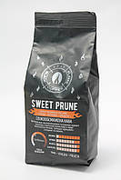 Кофе в зернах  250 гр  Black Coffee Flame Sweet prune 50% Арабика 50% Робуста