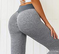 Женские спортивные лосины с эффектом push-up