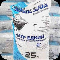 Сода каустическая (натр едкий, гидрооксид натрия, каустик) гранулированный оптом