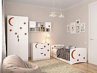 Модульная детская Fly. Комплект детской мебели.