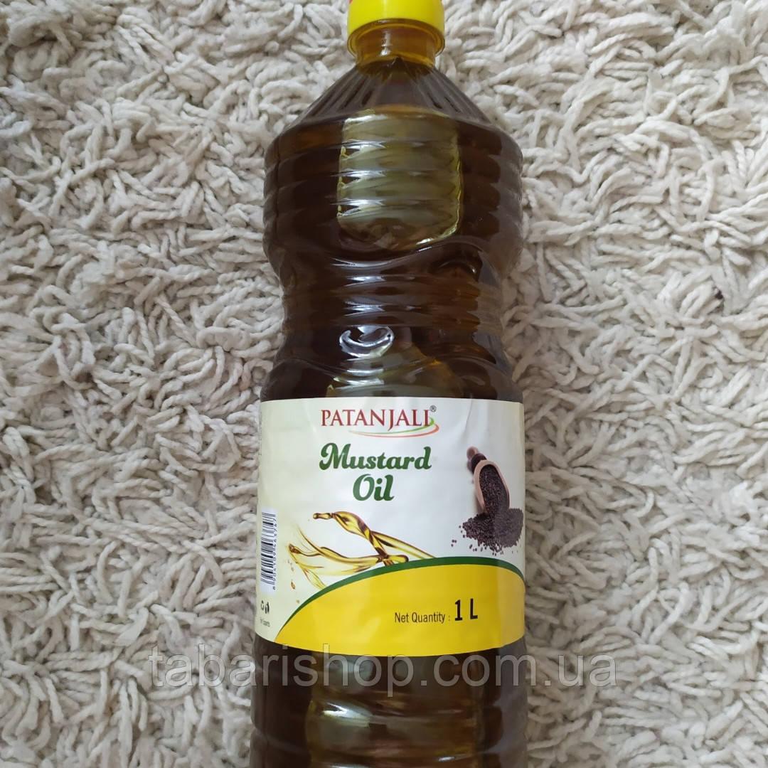 Горчичное масло Патанджали, Mustard oil Patanjali, 1л