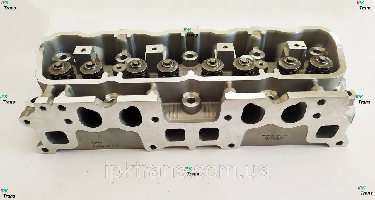 Головка блока двигателя NISSAN K15 В сборе