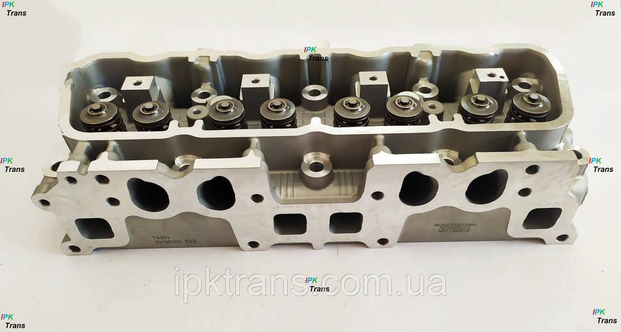Головка блоку двигуна NISSAN K15 В зборі