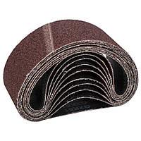 Лента шлифовальная бесконечная 10шт 75×457 зерно 40 SIGMA (9151041), фото 1