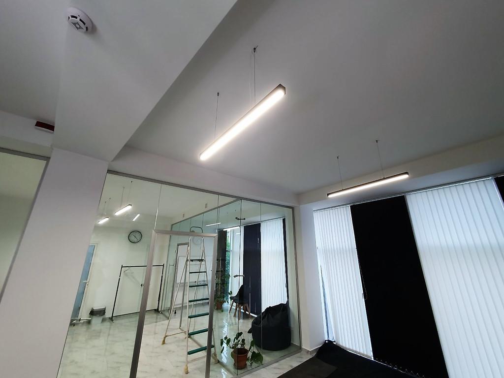 Линейные Светильники из Алюминиевого LED профиля г Черновцы