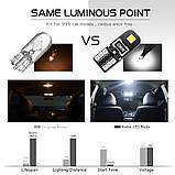 W5W T10 Canbus автомобильные светодиодные лампы, фото 2