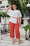 Стильный  костюм   (размеры 50-60) 0243-17, фото 2