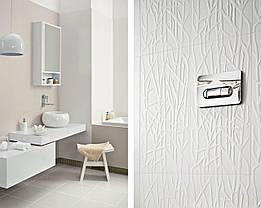 Плитка облицовочная Paradyz Ceramica Adilio Bianco Sciena 29.5 x 59.5, фото 3