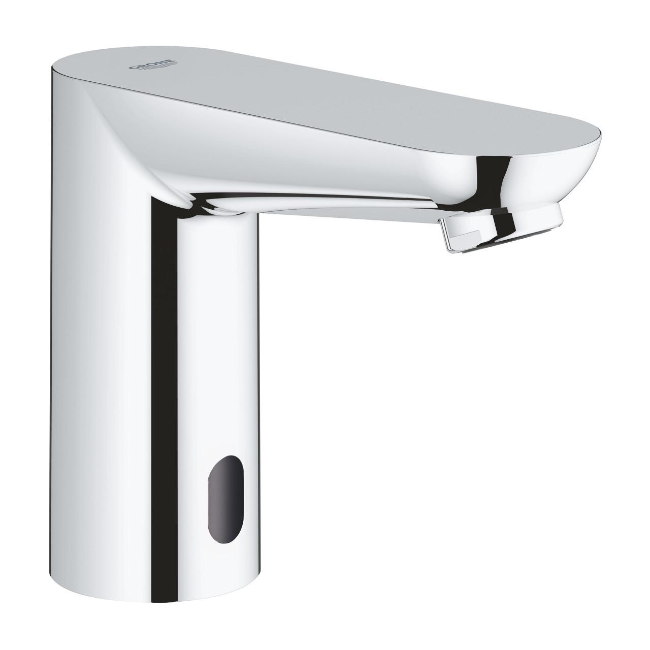Смеситель для раковины Grohe Euroeco Cosmopolitan E 36271000 бесконтактный, 6V (без функции смешивания воды)