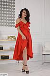 Стильное платье   (размеры 48-56) 0243-22, фото 3