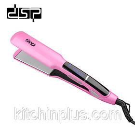 Утюжок-выпрямитель для волос DSP 10003