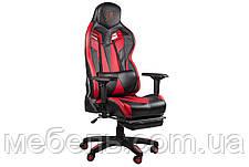 Кресло  Barsky Game Black/Red BG-02, фото 2