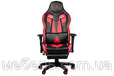Кресло  Barsky Game Black/Red BG-02, фото 3