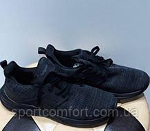 Кросівки літні Navigator чорні з сірим