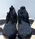 Кросівки літні Navigator чорні з сірим, фото 2