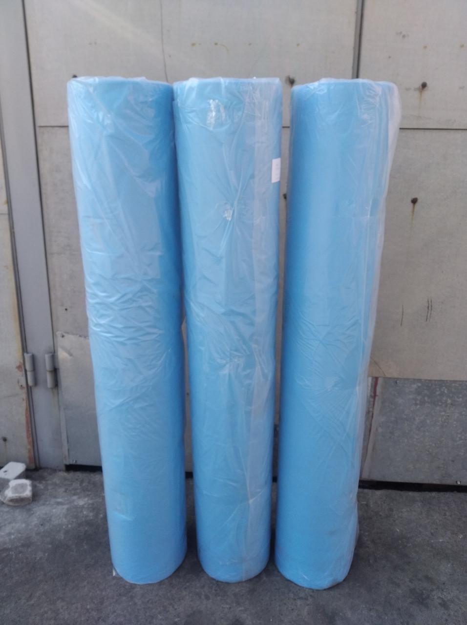 Спанбонд 25 1.6 голубой