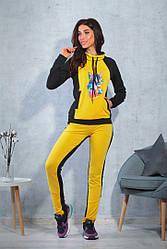 Женский Спортивный костюм с накатом