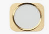 Apple iPhone 5 Кнопка Home  золото